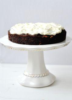 Banános-brownie | Csak a Puffin ad Neked erőt Brownies, I Foods, Cake, Pie Cake, Cakes, Cookies, Cheeseburger Paradise Pie, Pastries, Cookie