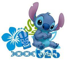 Stitch  2nd Fav. Disney Character
