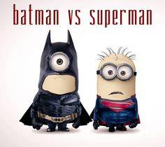 Batman vs Superman who do u pick?? Comment