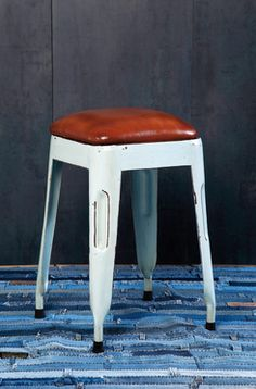 Stool Cucina Blue by #KAREDesign