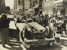 Accidente de tránsito / Las Heras y Colón #MDQ - Haynes Publishing Company Archive //Programa Archivos en Peligro - Biblioteca Británica // Endangered Archives Program -British Library