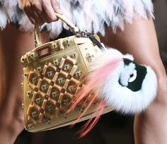 Fendi's Spring 2015 Runway Bags, part two