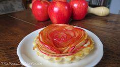 Apple Tart Roses