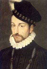 Rey Carlos IX de Francia