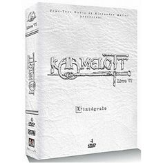 Kaamelott : Livre VI - Coffret 4 DVD: DVD & Blu-ray : Amazon.fr