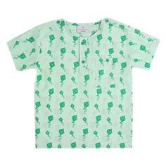 Kids printed shirts
