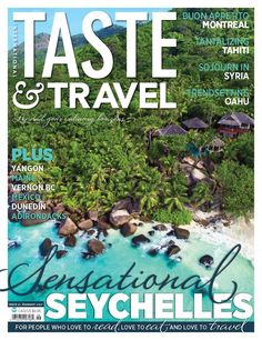 Taste&Travel Magazine issue 26