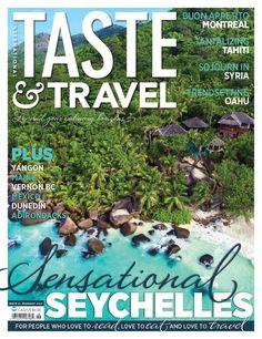 Taste&Travel Magazine issue 26