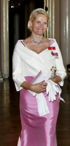 princesse héritière Mette-Marit de Norvège