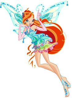 winx club sky proposed to blloom | Winx Club Bloom magic bloom