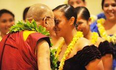 Dalai Lama Visits Hawaii, Talks
