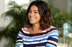 Backstage Hair Secrets & Styling Tips from the Hairstylist on CW's Jane the Virgin #JanetheVirgin #hairtips #styling #fashiontips #cw #celebrityhair #celebrity #tvhair #tvbeauty #beauty #beautytips #stylehowto #hairhowto #makeup #makeuptips #hairtutorial #beautytutorial