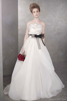 Vera Wang 2012 Wedding Dresses