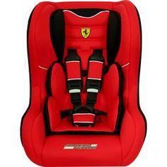 Cadeira para Automóvel Trio SP Até 25 kg Vermelho Ferrari