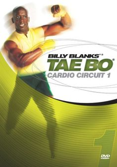 Billy Blanks' Tae Bo: Cardio Circuit, Vol. 1 Good Times Video. Great workout to get your heart rate up and have a good time!