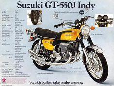 GT-550 - 1972