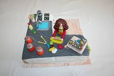Bolo cozinha cake design - Pesquisa do Google