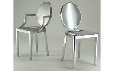 Kong Side Chair - Brushed