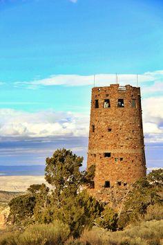 """TOWER"" #ianbaileytravelphotography #travel #travler #explore #explorer #exploreusa #grandcanyon #contiki #ilovemyjob #photo #photography #photographer"