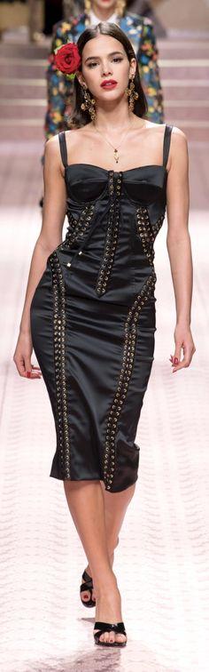 fca7afe9 202 Best Dolce and Gabbana images in 2019 | High fashion, Outfits ...