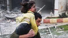 Siria, ad Aleppo bombardamento dell'esercito causa 85 morti