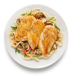Try this delicious Sanderson Farms Tuscan Chicken and Pasta recipe: https://www.sandersonfarms.com/recipes/tuscan-chicken-and-pasta/