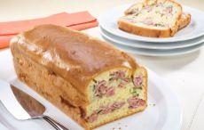 Torta Prática de Presunto
