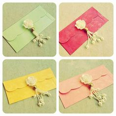 #shagunenvelopes #envelopes #roses  #pearl #hangings  #pastel  #rachnatmak #wedding # festival #diwali Decorated Envelopes, Handmade Envelopes, Money Envelopes, Paper Envelopes, Shagun Envelopes, Diwali Diy, Paper Boxes, Envelope Design, Message Card