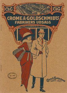 Crome & Goldschmidts Fabrikers Udsalg