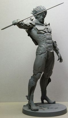 MGS5 Raiden. LOOK @ the HARD SURFACE DETAILS!!!! http://www.geocities.jp/headlong037/right.htm