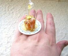 Los Anillos más originales y extraños . . . (w8! is this a ring...? Luvvv! !)