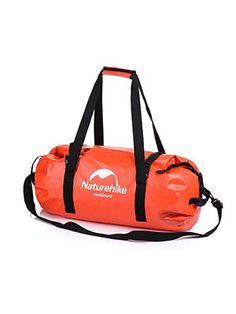 Wasserdichte Tasche 120 Liter, Farbe Rot, Reiseuntensilien Online Shop weshop.ch