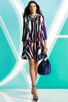 Diane von Furstenberg Pre-Fall 2014 - Review - Fashion Week - Runway, Fashion Shows and Collections - Vogue