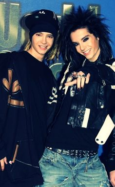 Twins Kaulitz by KawaiLily on DeviantArt