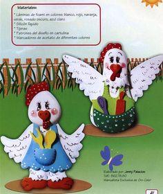 moldes de gallinas en country - Buscar con Google
