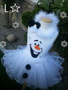 Items similar to Olaf Snowman Elsa Anna Halloween Costume Birhday tutu set! Size on Ets - Kostüm Ideen Run Disney Costumes, Running Costumes, Diy Costumes, Anna Halloween Costume, Frozen Costume, Snowman Costume, Olaf Birthday, Frozen Birthday, Elsa Frozen