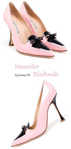 9c4676e5e1e Emmy DE   Manolo Blahnik AW 2015  manoloblahnikheelsstilettos Schöne  Schuhe