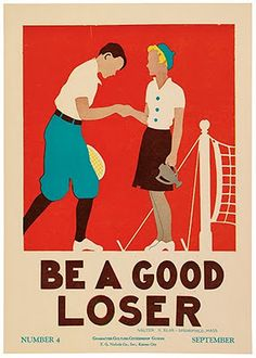 Character-Culture-Citizenship Guides Number 4 Vintage Poster