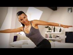 ▶ Pilates Fatburning Anfänger: Kalorien verbrennen ganz einfach! - YouTube