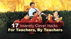 17 Insanely Clever Hacks For Teachers, By Teachers