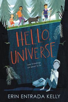 Isabel Roxas (cover design), Hello, Universe