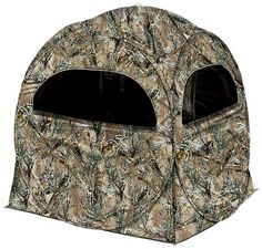 Ridge Hunter TERRA Spring Steel Hunting Ground Blind | Bass Pro Shops: The Best Hunting, Fishing, Camping & Outdoor Gear