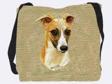 Best Present Ideas And Whippet Themed Gifts For Whippet Lovers & Owners Luggage Brands, Luggage Store, Beige Background, Gifts For Pet Lovers, Dog Quotes, Online Bags, Bag Sale, Dog Breeds, Shopping Bag