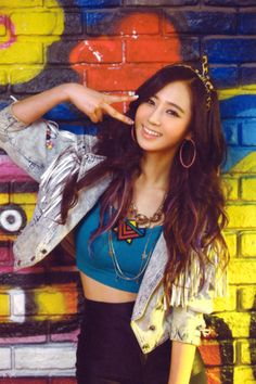 This is Yuri, from Girls' Generation! She's an inspiration when it comes to sexy dancing! Sooyoung, Snsd, Seohyun, Kim Hyoyeon, Kpop Girl Groups, Korean Girl Groups, Kpop Girls, Kpop Fashion, Korean Fashion