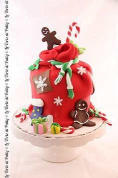 Christmas is coming... il panettone decorato