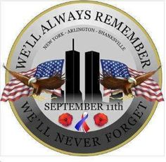 On this day, 18 years ago, we remember the people in New York, the 184 people in Washington, and the 40 people in Shanksville who lost their lives and their families. We Remember and we will never forget. Remembering September 11th, 11. September, We Will Never Forget, Lest We Forget, I Love America, God Bless America, America 2, World History, Vintage Posters