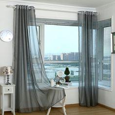 ▷ ideas sobre cortinas modernas y elegantes Living Comedor, Windows, Curtains, Home Decor, Bedroom, Gold Curtains, Drapes Curtains, Vintage Curtains, Modern Curtains