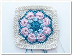 FIFIA CROCHETA blog de crochê : flor africana passo a passo