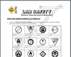science safety symbols worksheet name wall period sate science science pinterest. Black Bedroom Furniture Sets. Home Design Ideas