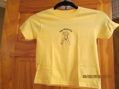 Tae Kwon Do shirt Childs size 4T by platopooch on Etsy